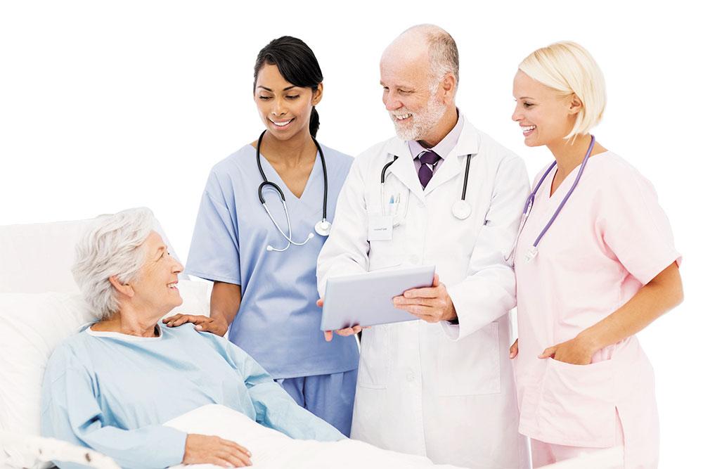 Servizio di noleggio e lavaggio sistema letto sanitario HIP