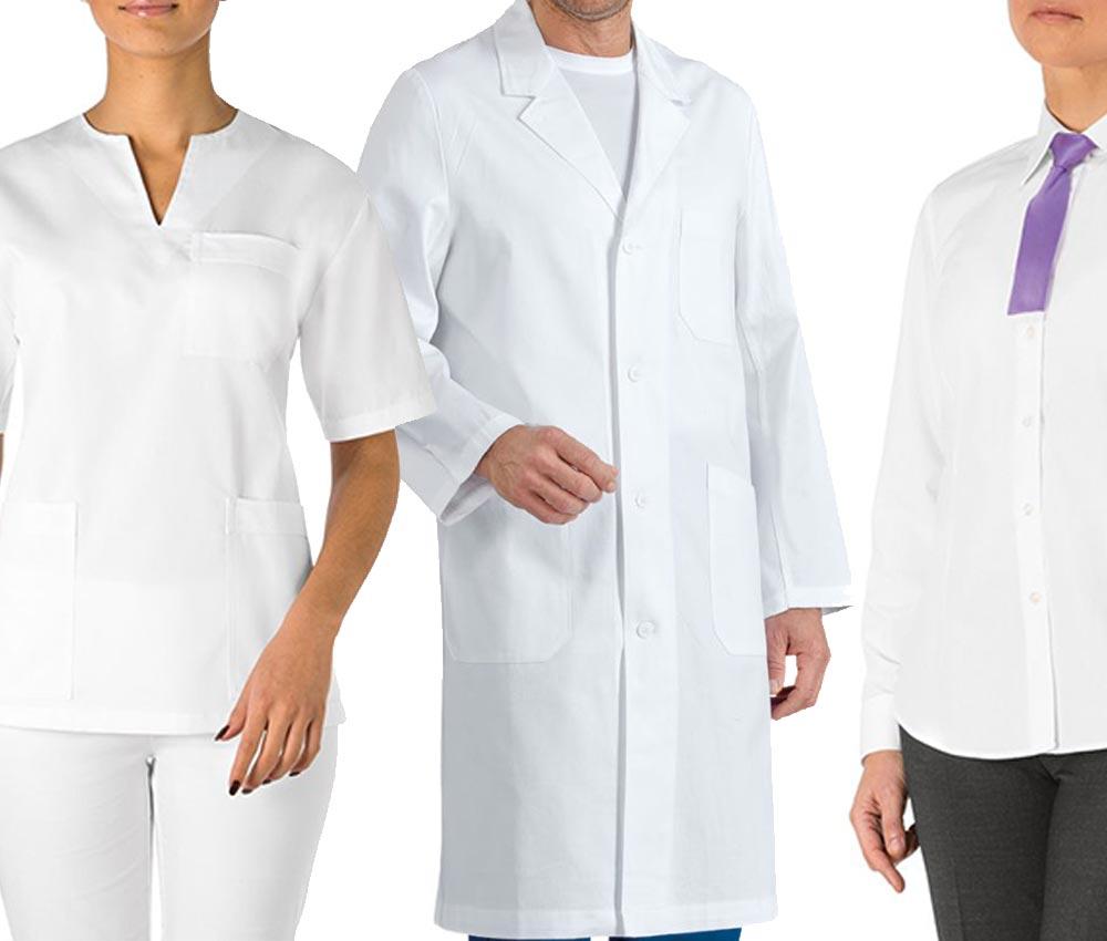 Abiti da lavoro settore medicale health&care