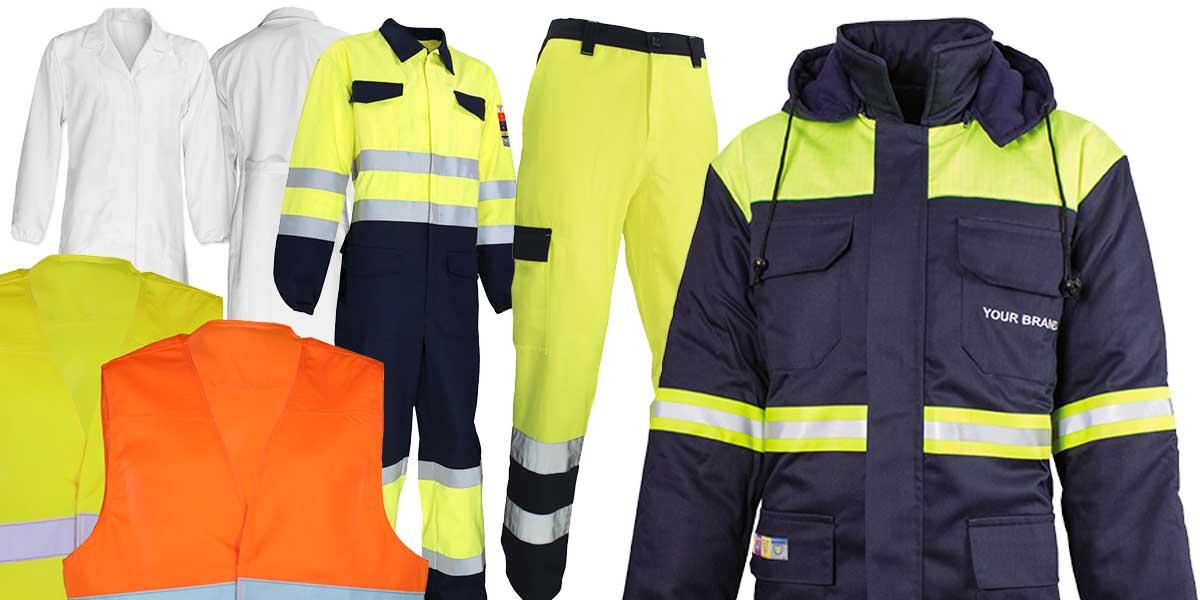 Abbigliamento da lavoro workwear_services