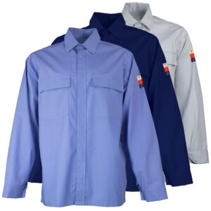 Camicia da lavoro multinorma